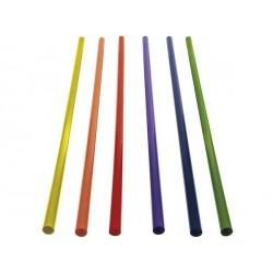 FILTRE PVC ORANGE POUR NEON T8 EN 1,50 METRE