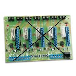 CONNECTEUR 10 PLOTS BLEU POUR KIT K8006