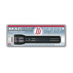 TORCHE ML6 MAGLITE NOIRE 49,5 CM POUR 6 PILES LR20 / D