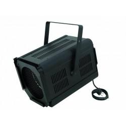 PROJECTEUR PC2000W NOIR (230V 1000W GY16)