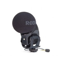 MICROPHONE POUR CAMERA VIDEO STEREO EN X/Y RODE