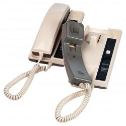 INTERPHONE AUDIO AVEC DEUX COMBINES