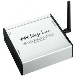 RECEPTEUR DMX SANS FIL 2,4 GHz