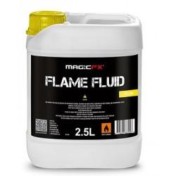 BIDON DE 2.5L DE LIQUIDE JAUNE POUR MACHINE A FLAMMES FLAMANIAC MAGIC FX