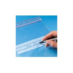 BOITE DE 1000 SACHETS MINIGRIP 80x120mm A ZONE D'ECRITURE