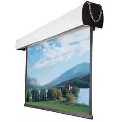 ECRAN ELECTRIQUE BIG SCREEN JUNIOR 4x3 M SCREEN'UP