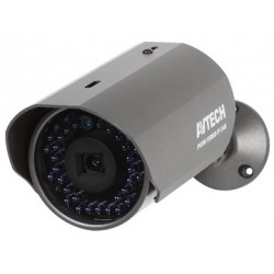 CAMERA IP CYLINDRIQUE IR PUSH VIDEO 1.3 MEGAPIXELS EAGLE EYES