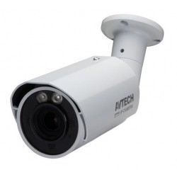 CAMERA HD CCTV HD-TVI - IP66 - CYLINDRIQUE - IR - LENTILLE VARIFOCALE 1080P