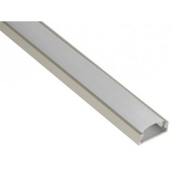 PROFILE ALUMINIUM POUR LED STRIPS SLIM / WIDE 2M