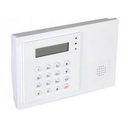 SYSTEME D'ALARME SANS FIL AVEC MODULE GSM 868.6375 MHz