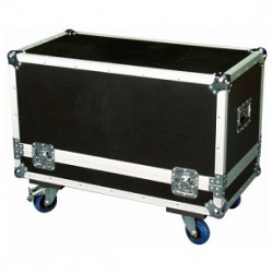 FLIGHT CASE ROADY GUITAR COMBO CASE TAILLE 2 DAP AUDIO