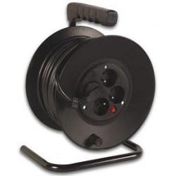 ENROULEUR HO7RNF 4 PRISES 40 METRES 3x1.5mm²