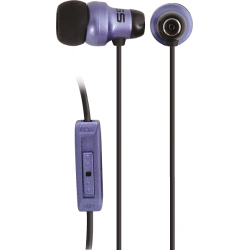 ECOUTEUR INTRA AURICULAIRE VIOLET KOSS