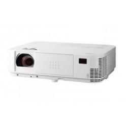 VIDEOPROJECTEUR NEC 4000 LUMENS WXGA (1280X800) (HDMI + VGA)