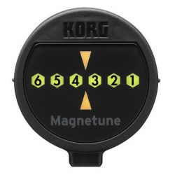 ACCORDEUR MAGNETIQUE GUITARE OU BASSE KORG