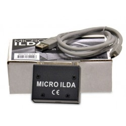 INTERFACE LASER LOGICIEL MICRO ILDA GHOST