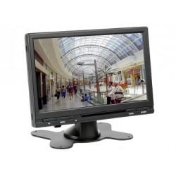 """MONITEUR NUMERIQUE TFT-LCD 7"""" AVEC TELECOMMANDE 16:9 / 4:3"""