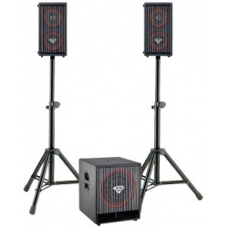 SYSTEME ACTIF 1500W PACK VEGA 1500 A CERWIN VEGA