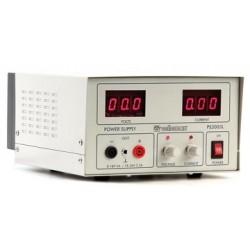 ALIMENTATION DE LABORATOIRE 0-18V 5A & 18-36V 3.5A DOUBLE AFFICHEUR LED