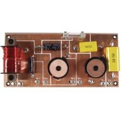 FILTRE PASSIF 3 VOIES 500 Hz / 3.5 KHz 12dB/OCT 400W RMS EMINENCE