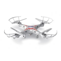 DRONE 4 CANAUX RC QUADCOPTER 2.0MP HD CAMERA 2.4GHz