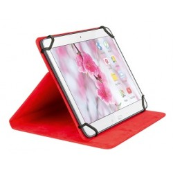 "HOUSSE ROUGE POUR TABLETTE 7"" SWEEX"
