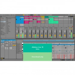 ABLETON LIVE 10 INTRO LICENCE